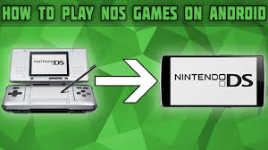 Play Nintendo DS Games with the best Android DS emulators