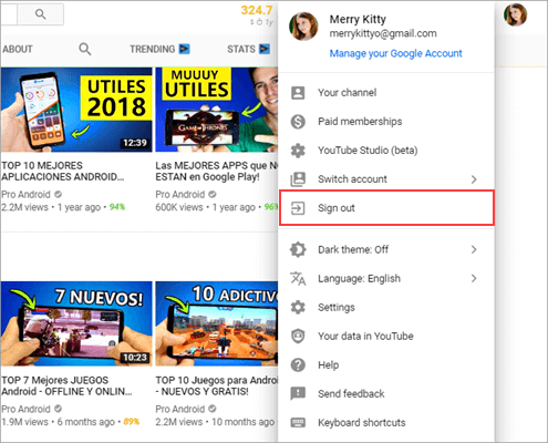 sign-out-google-account-youtube