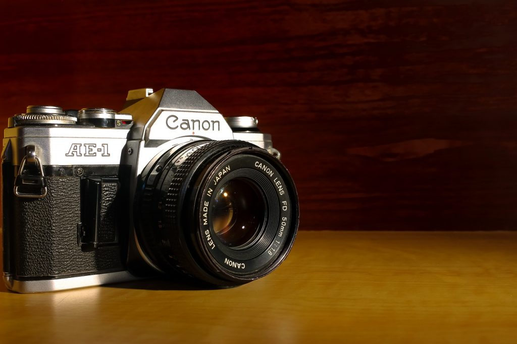 how much canon ae 1 worth