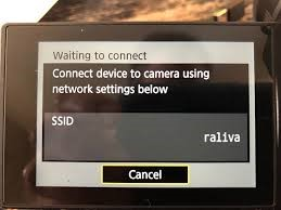 transfer from canon eos m5 to computer